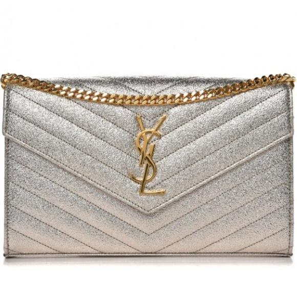 M 5bd8916d6a0bb789713c05b4. Other Bags you may like. Saint Laurent Toy Lou  Lou Chain Strap Shoulder Bag. Saint Laurent ... b9c4748f23b58